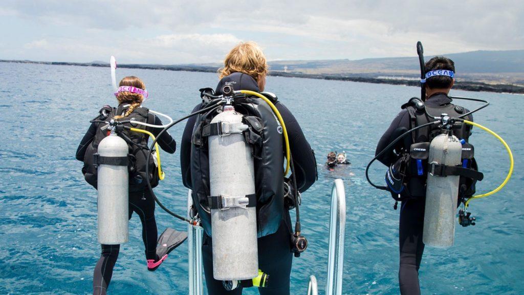 Open Water Scuba Instructor (niveau des cours professionnels PADI le plus reconnu)