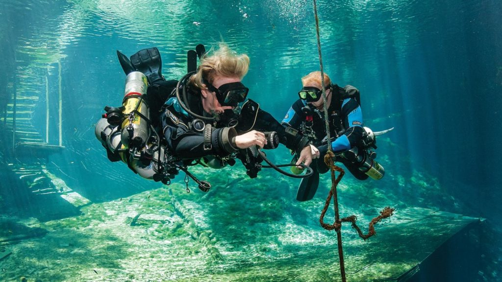 Tec Sidemount Instructor