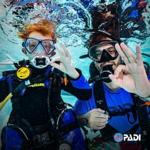 Cours Junior Open Water Diver