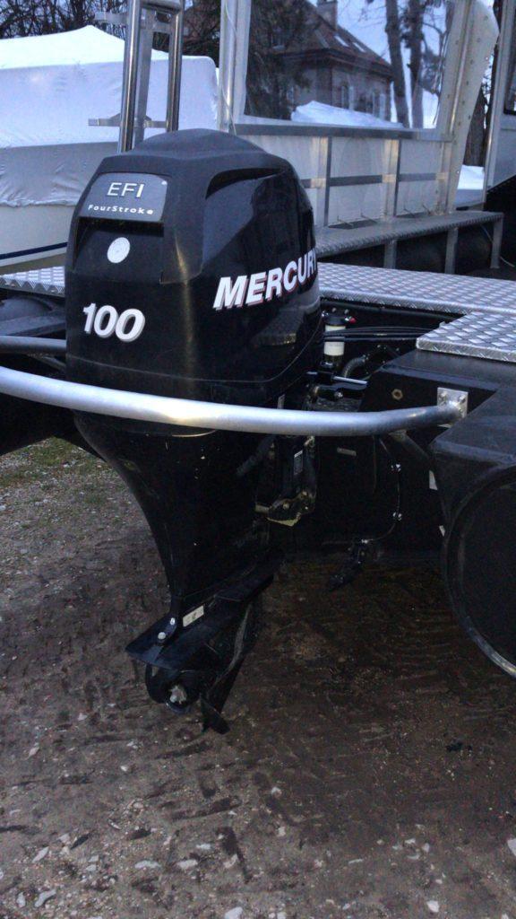 Moteur Mercury